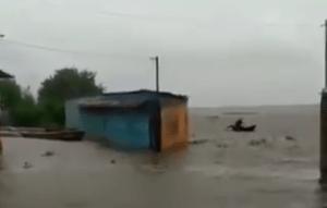 EN VIDEO: Desborde del río Orinoco ocasionó TERRIBLES inundaciones en Guárico
