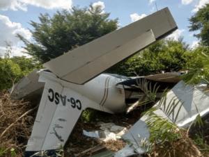 """Narcoavioneta del """"cartel de las Bahamas"""" cayó en Zulia con dos tripulantes"""