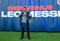 Director deportivo del PSG desmintió las cifras del contrato de Messi