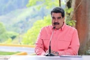 """Como no puede enfrentarlos en casa, Maduro acusó a Colombia de """"recibir"""" delincuentes venezolanos"""