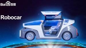 """Develaron un carro robótico """"del futuro"""" sin volante ni pedales (Fotos)"""