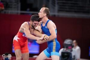 El cubano Luis Alberto Orta nuevo campeón olímpico en lucha grecorromana de 60kg