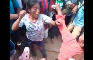 """VIDEO: Chavistas mostraron credenciales para el """"boxeo olímpico"""" en primarias de Zulia"""