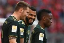 Bayern Múnich no tuvo piedad del Bochum y lo goleó