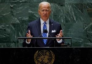 Biden homenajeó a quienes luchan por la democracia en Cuba y Venezuela