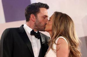 Las palabras de amor y respeto que Ben Affleck le dedicó a Jennifer López