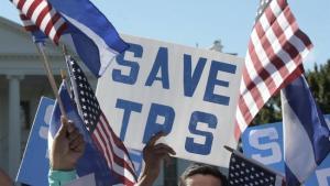 Beneficiarios del TPS regresaron a Washington en su lucha por la residencia permanente