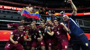 Venezuela ya tiene rival para los octavos de final del mundial de Futsal