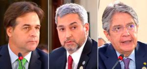 Los tres presidentes latinoamericanos que se diferenciaron de las dictaduras de Maduro, Ortega y Díaz-Canel en la Celac
