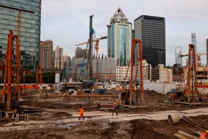 Bank of America recorta el pronóstico de crecimiento de China bajo la sombra de Evergrande