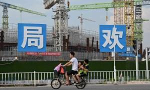 Bancos chinos se preparan para eventual colapso de Evergrande