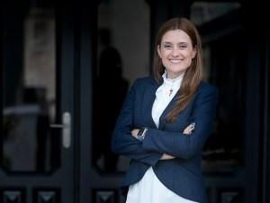 Katherina Di Battista asumió la posición de gerente general en SimpleTV