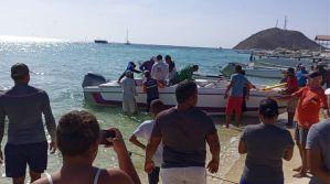 En VIDEO: Pescadores de Los Roques efectuaron rescate del segundo lote de desaparecidos