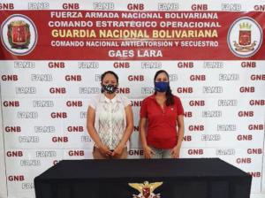 GNB capturó a las dos empleadas que agredieron a una mujer en un Centro Comercial de Barquisimeto (FOTO)