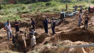 Chavismo anuncia que fue reparado el sistema Tuy III que dejó sin agua a varias parroquias de Caracas