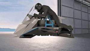 """""""The Speeder"""", la moto voladora ya es una realidad (FOTOS)"""