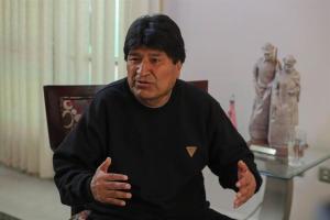 Evo Morales evidenció en la Celac el gran temor que le tiene al Tiar