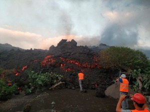 Crece 50% área afectada por erupción La Palma que puede durar hasta noviembre