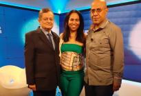 Periodista Yesenia Balza notificó que sufre fuertes síntomas de Covid-19
