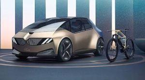"""¡DE LOCOS! El prototipo eléctrico del nuevo BMW """"versión circular"""" (VIDEO)"""