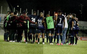 Jugadores del Carabobo FC sufrieron intento de robo en Yaracuy