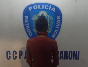 Se metió hasta la sala de su vecina en Puerto Ordaz para robarle el celular