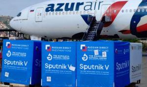 Llegan a Venezuela más de un millón de segundas dosis de Sputnik V este #21Sep (Fotos)