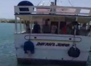 """Desapareció el bote pesquero """"Don Rafa Junior"""" con 23 personas a bordo con ruta Margarita-Los Roques"""