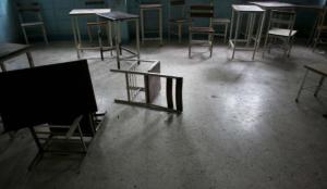 El 90% de los planteles educativos han sido arrasados por el hampa en Nueva Esparta