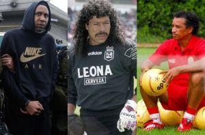 Los futbolistas colombianos que han tenido líos con la justicia y el narcotráfico