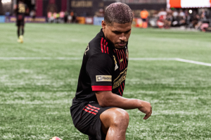 Josef Martínez destacó en la última victoria de Atlanta United con esta PERLA (Video)