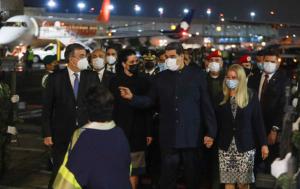 Joshua Goodman: Avión de Nicolás Maduro trazó ruta indirecta para llegar a México