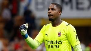 Juventus investiga insultos racistas hacia Maignan, arquero del AC Milan