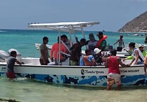 Incendio causó el naufragio del pesquero Don Rafa Junior