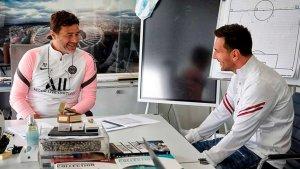 Pochettino y Messi se reunieron para superar el incidente tras el cambio ante Lyon