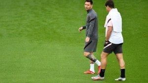 Hermano del dueño del PSG lanzó una advertencia a Pochettino por sustituir a Messi