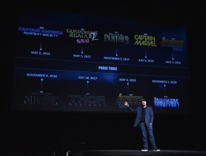 ¡Otra vez! Disney retrasó el estreno de seis películas de Marvel Studios (Calendario)