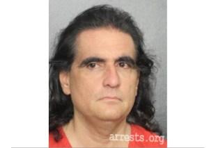 Ficha policial de Alex Saab publicada por arrests.org (Foto + expediente)